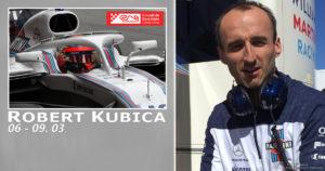 Robert Kubica – Druga sesja testów w Barcelonie – Dzień 3