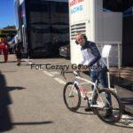 Robert Kubica testy Barcelona 7.3 -1