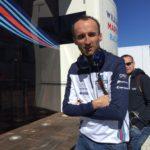 Robert Kubica testy Barcelona 7.3 -12
