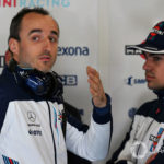 Robert Kubica testy Barcelona 7.3 -17