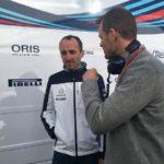 Robert Kubica testy Barcelona 7.3 -23