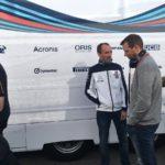 Robert Kubica testy Barcelona 7.3 -24