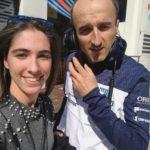 Robert Kubica testy Barcelona 7.3 -26