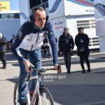 Robert Kubica testy Barcelona 7.3 -28