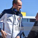 Robert Kubica testy Barcelona 7.3 -30