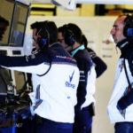 Robert Kubica testy Barcelona 7.3 -5