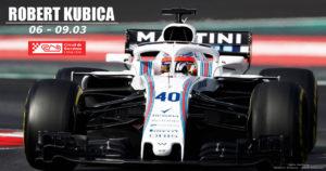 Robert Kubica – 2 sesja testów w Barcelonie – dzień 4