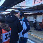 Robert Kubica testy F1 Barcelona 6.3-1