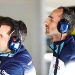 Robert Kubica testy F1 Barcelona 6.3-10