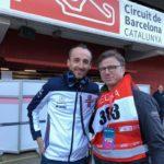 Robert Kubica testy F1 Barcelona 6.3-2