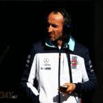 Robert Kubica testy F1 Barcelona 6.3-3
