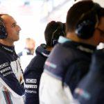 Robert Kubica testz Barcelona 8.3 -2