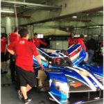 Kubica LMP1 aragón