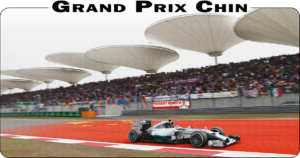 Formula 1 Grand Prix Chin 2018