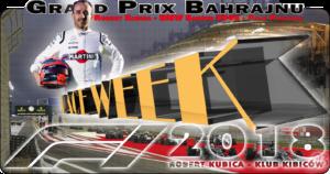 Przed Grand Prix Bahrajnu 2018 ...