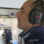 Robert Kubica - F1 GP Chin 2018