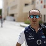 Robert Kubica - GP Bahrajnu 2018