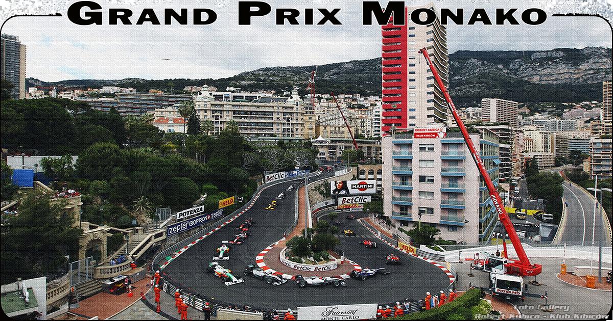 Formula 1 Grand Prix Monaco 2018