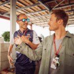 Nico Rosberg - Robert Kubica Monaco GP 2018 - 09