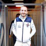 Robert Kubica F1 testing Barcelona 2018