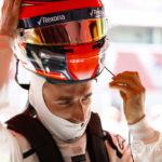 Robert Kubica - FP1 - GP Hiszpanii 2018