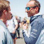 Bravi Kubica - Nico Rosberg Canadian Grand Prix 2018