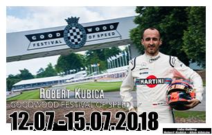 Kubica goodwood 2018