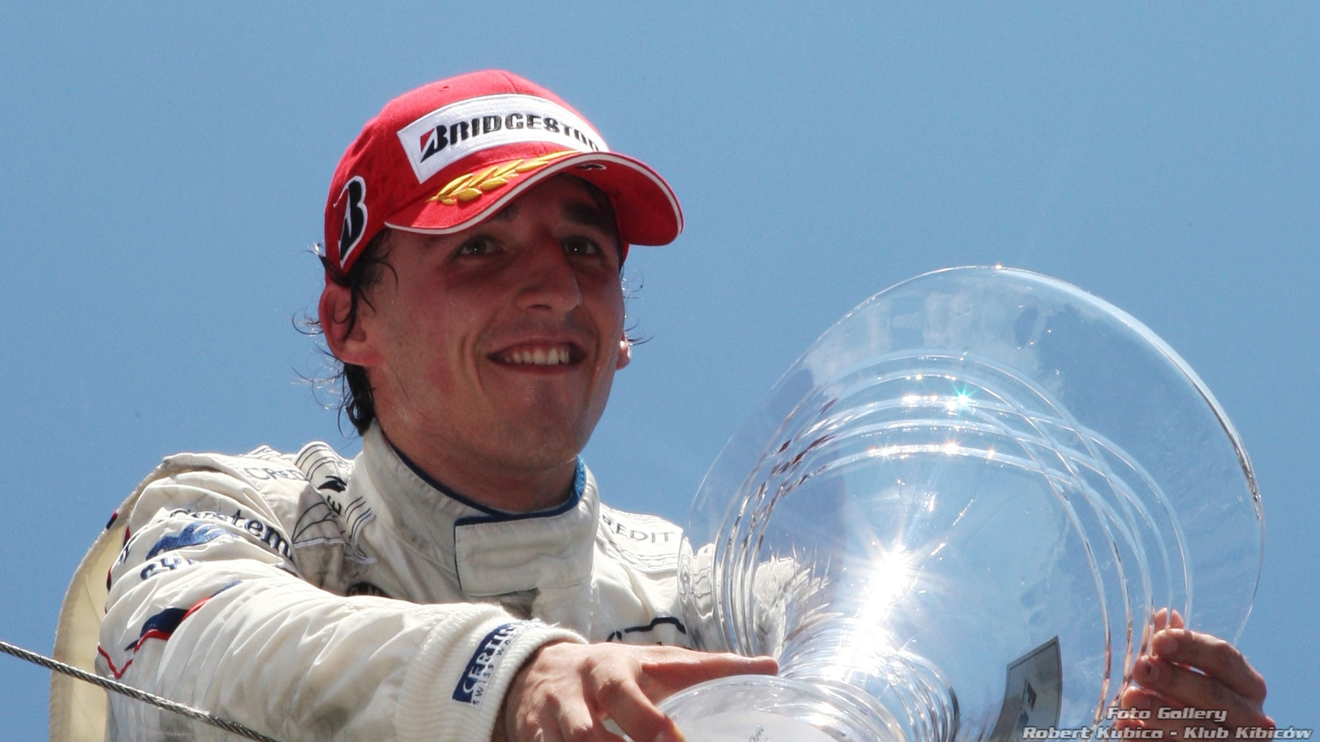 Robert Kubica Trofeum GP Canadian GP 2008