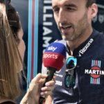 Robert Kubica Grand Prix Niemiec 2018