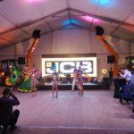 Kubica JCB event PR