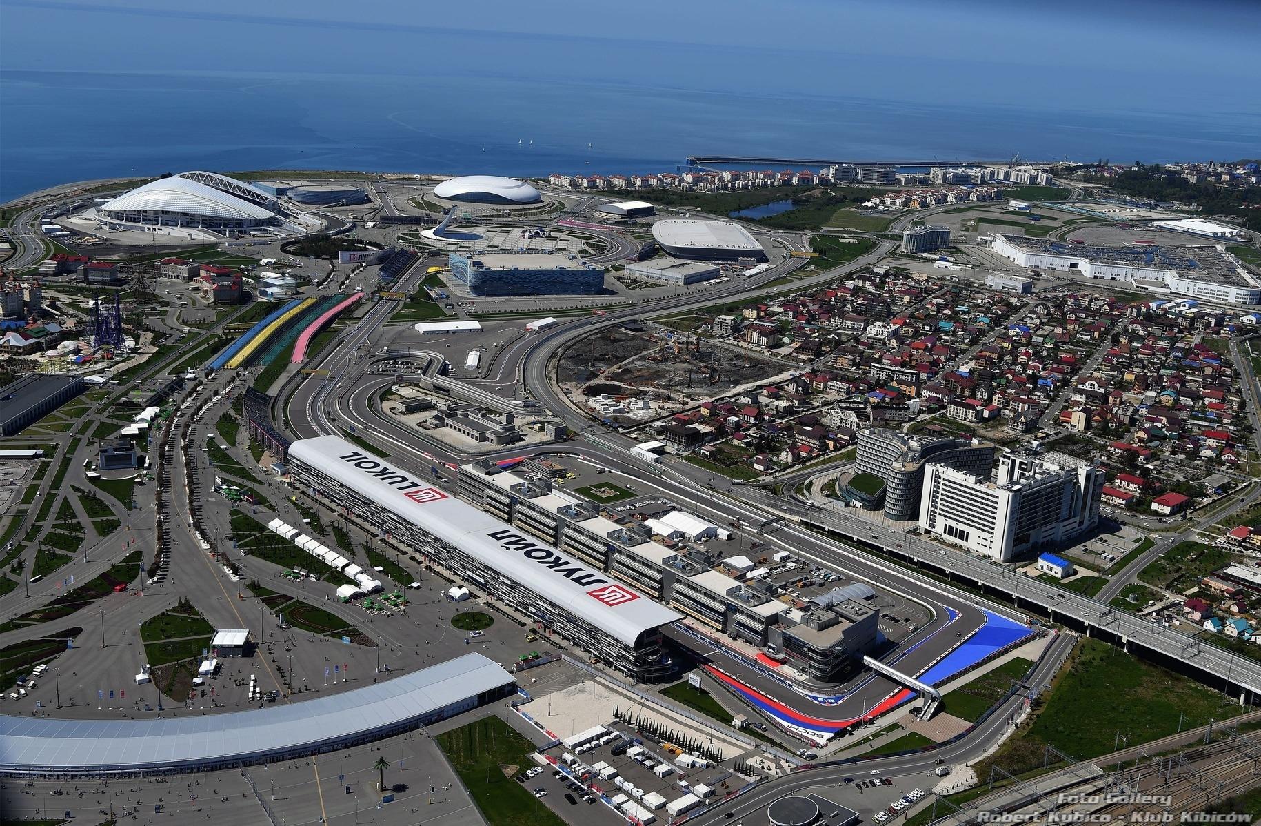 Formula 1: Grand Prix Rosji 2018 SochiAutodrom RussianGP