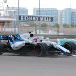 Robert Kubica i Williams Racing: Testy Pirelli w Abu Dhabi na sezon 2019