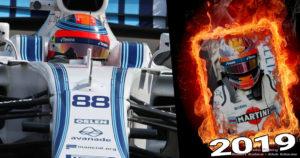 Robert Kubica będzie startował w F1 z numerem 88