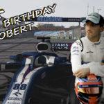Robert Kubica obchodzi dziś 34 urodziny !