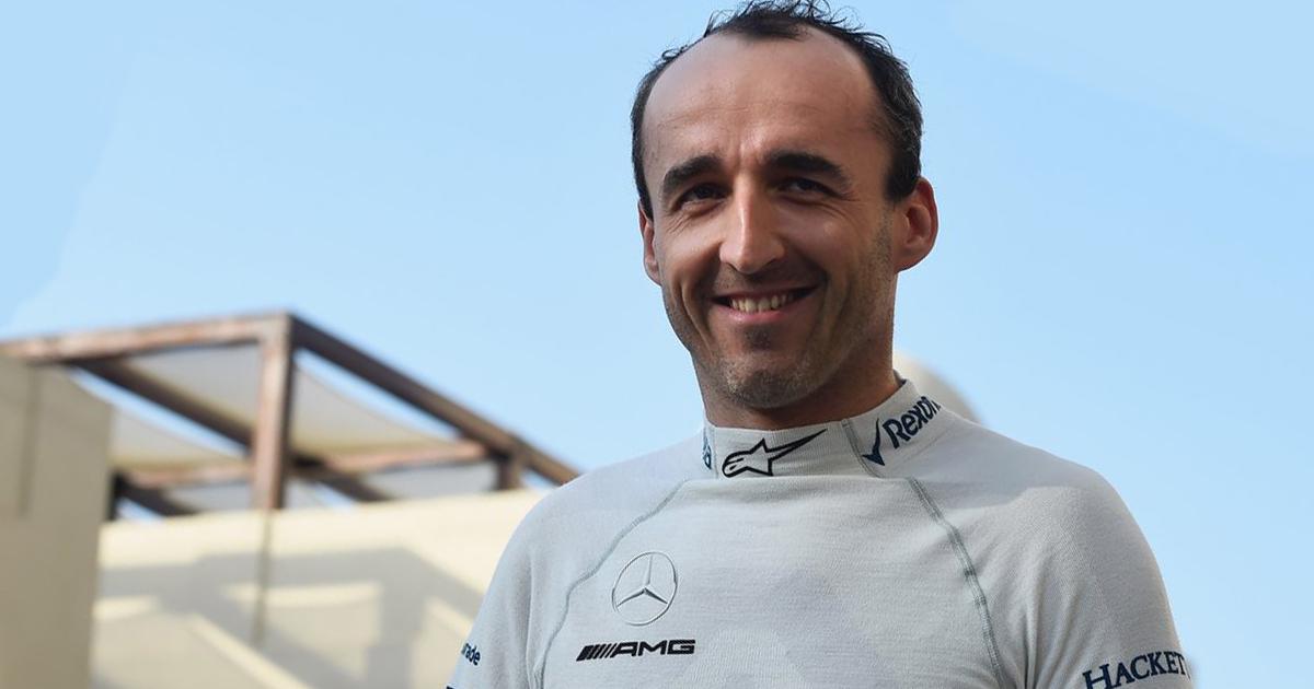 Robert Kubica - Powrót utraconego mistrza