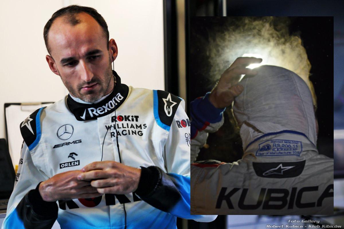 Robert Kubica Wywiad F1 Racing