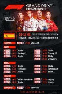 Robert Kubica - Grand Prix Hiszpanii 2019 Dzień 1 - Media Day