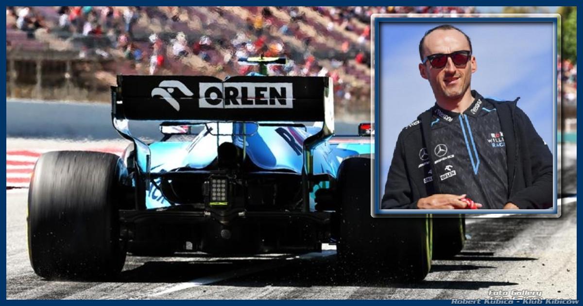 Robert Kubica - jest dużo lepiej być tutaj, niż oglądać wyścigi w telewizji