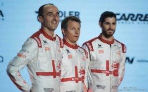 F1 : Grand Prix Bahrajnu 2021/Kubica : Debiut w NLS