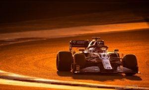 Alfa Romeo Wypowiedzi przed GP Bahrajnu 2021