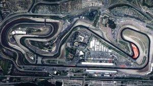 Przedsezonowe testy ELMS w Barcelonie Robert Kubica