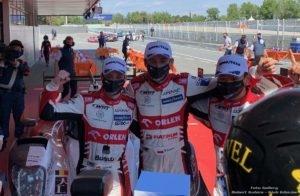 Kubica i WRT triumfują w Barcelonie