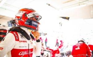 Robert Kubica w FP1 - Formuła 1: Grand Prix Hiszpanii 2021